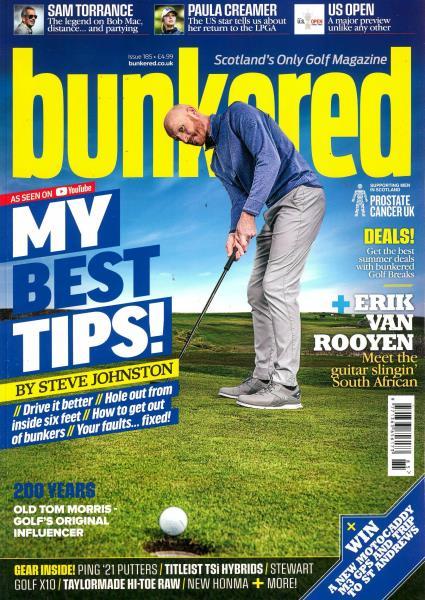 Bunkered magazine