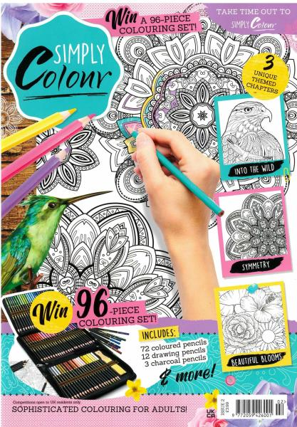 Simply Colour magazine