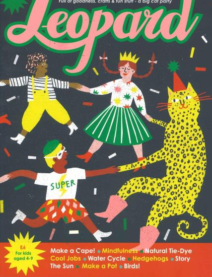 Leopard magazine