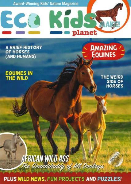 Eco Kids Planet Issue 66 magazine