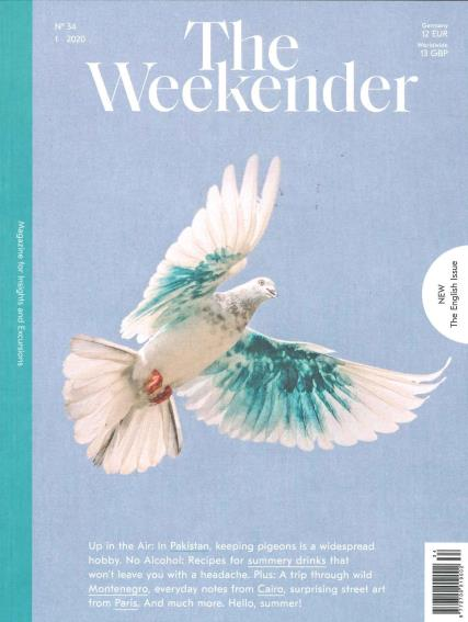 The Weekender magazine
