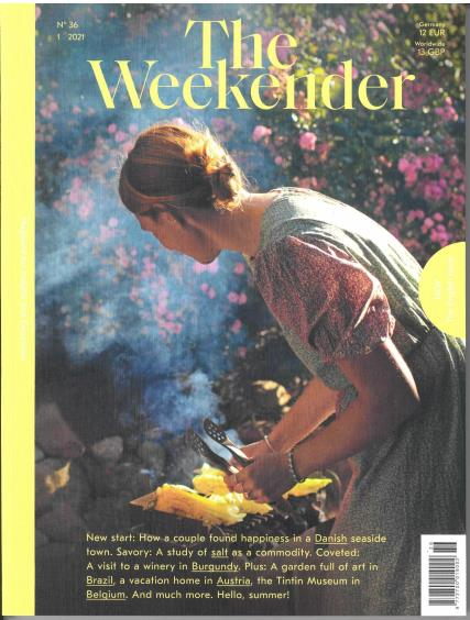 The Weekender magazine