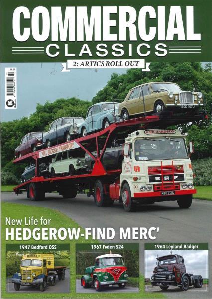 Commercial Classics magazine