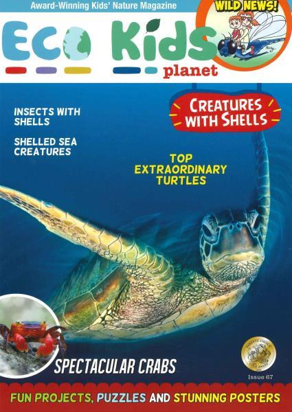 Eco Kids Planet Issue 67 magazine