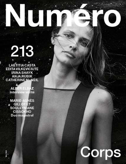 Numero Netherlands Femme magazine