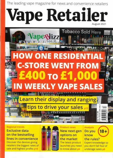 Vape Retailer magazine