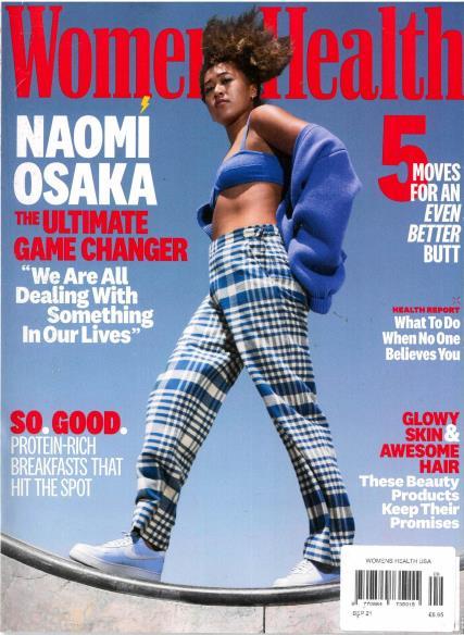 Women's Health USA magazine