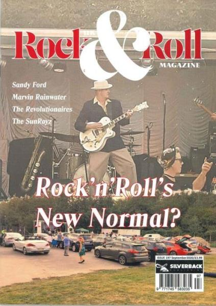 UK Rock n Roll Magazine magazine