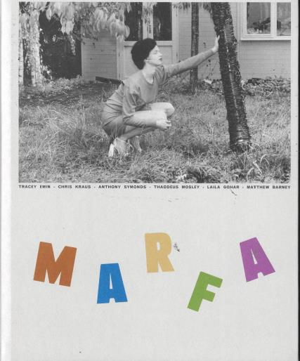 Marfa Journal magazine