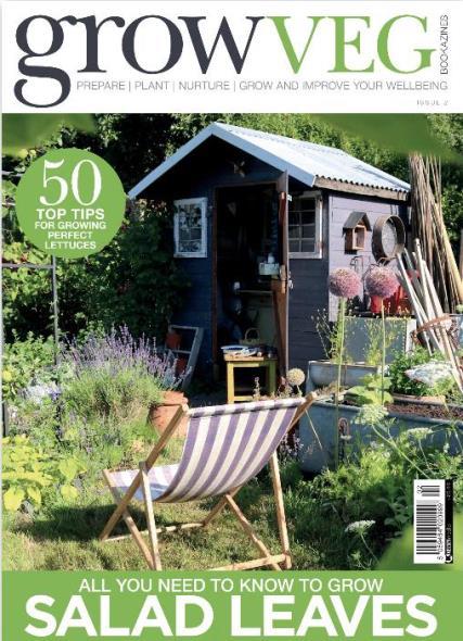 Grow Veg magazine