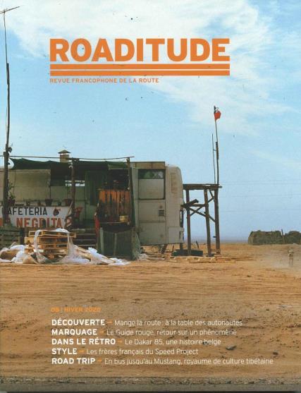 Roaditude Issue 08 magazine