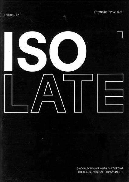 Isolate Zine magazine