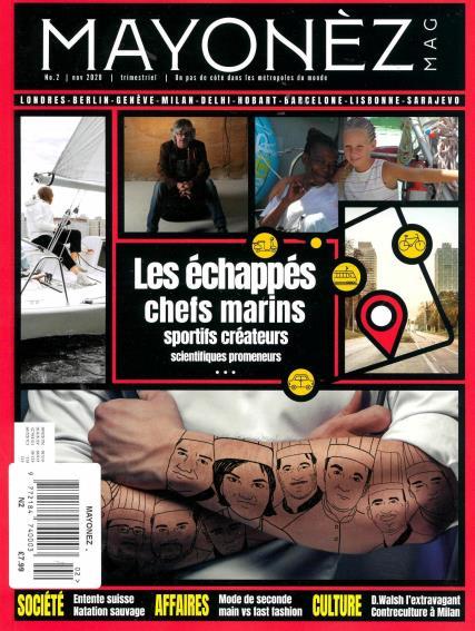 Mayonez magazine