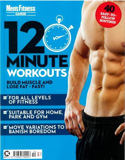Men's Fitness Guide magazine