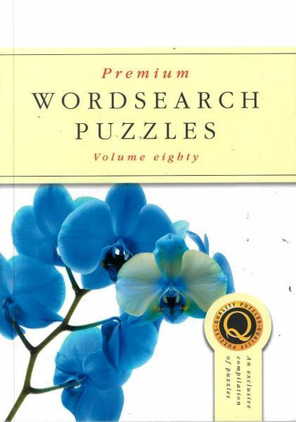 Premium Wordsearch Puzzles magazine