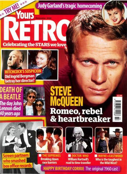 Yours Retro magazine