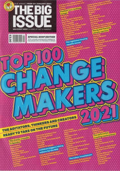 The Big Issue magazine