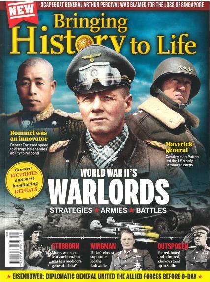 Bringing History to Life magazine