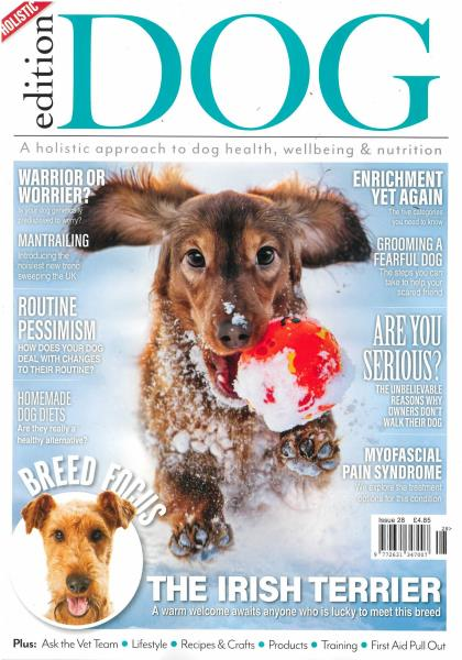 Edition Dog magazine