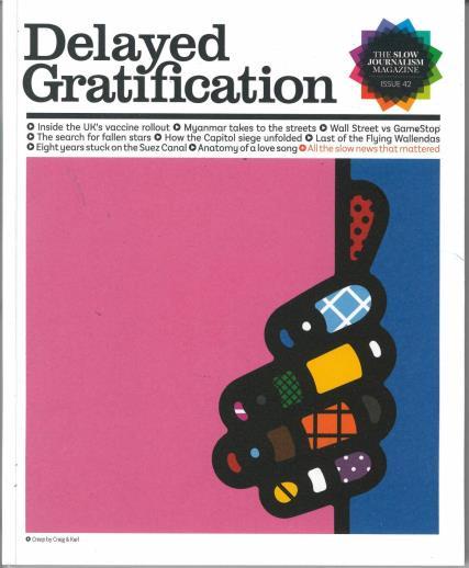 Delayed Gratification magazine