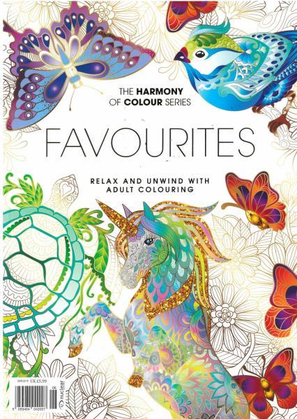 The Harmony of Colour Series magazine