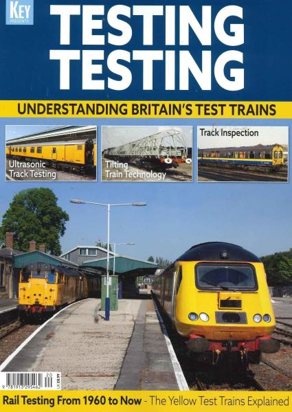 Testing Testing magazine