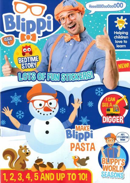 Blippi Magazine magazine
