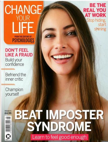 Change Your Life magazine