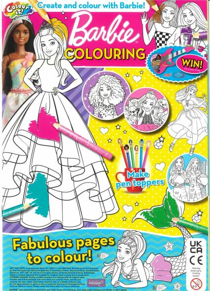 Colour It! magazine
