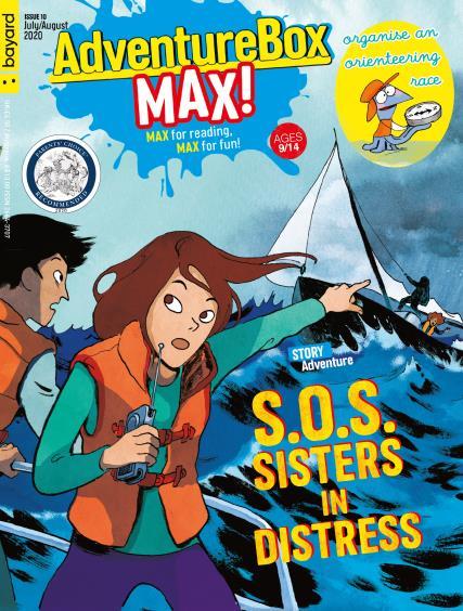 AdventureBox MAX magazine