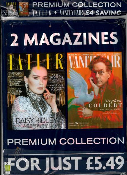Premium Collection magazine