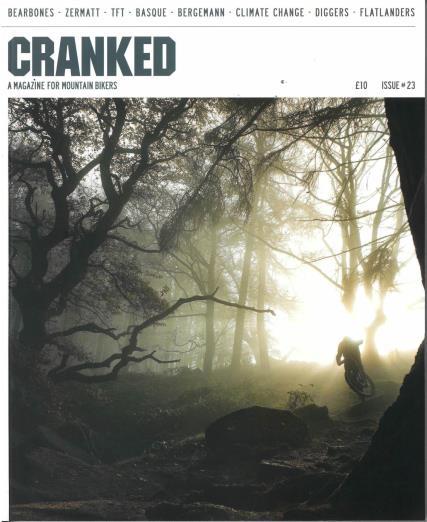 Cranked magazine