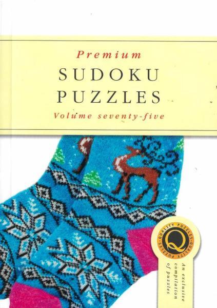 Premium Sudoku Puzzles magazine