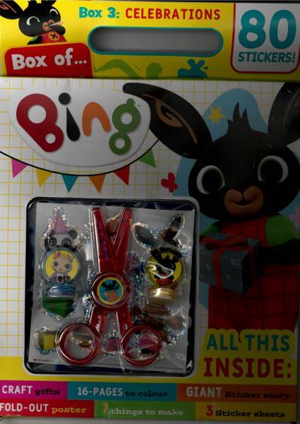 Box of Bing magazine