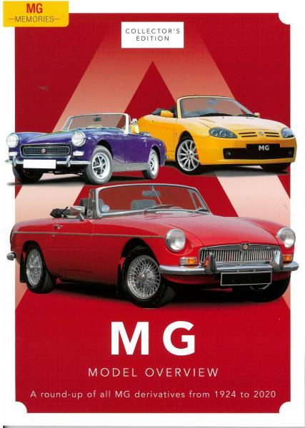 MG Memories magazine