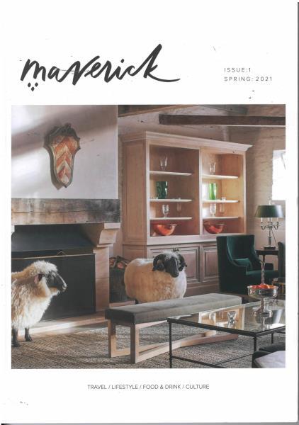 The Maverick Guide magazine