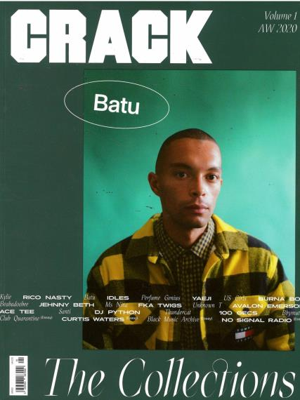 Crack Collections magazine