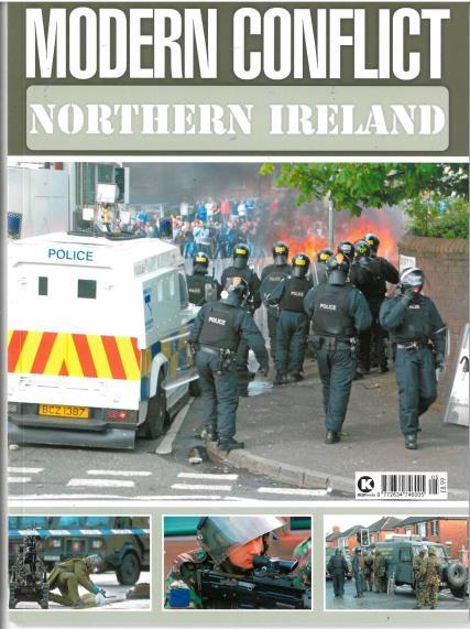 Modern Conflict magazine