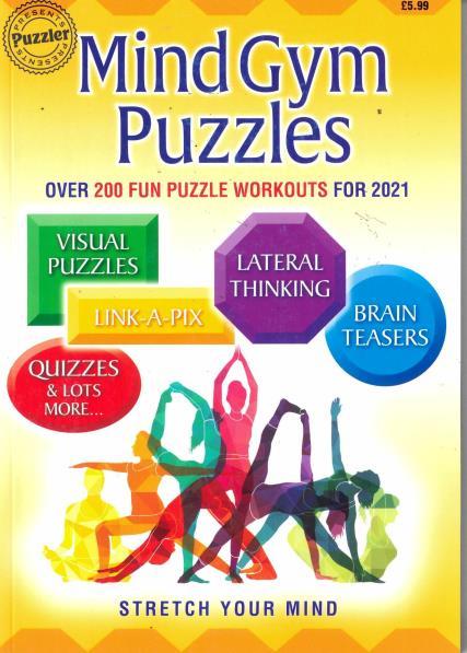 Puzzler Presents magazine
