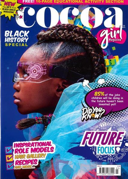 Cocoa magazine
