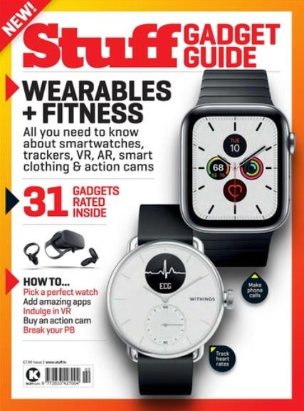 Stuff Gadget Guide magazine