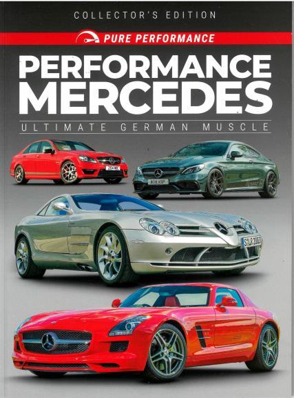 Pure Performance magazine