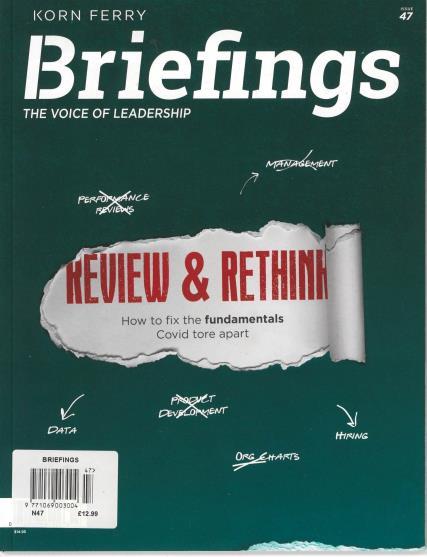 Briefings magazine