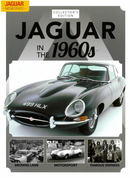 Jaguar Memories magazine