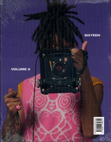 Sixteen magazine