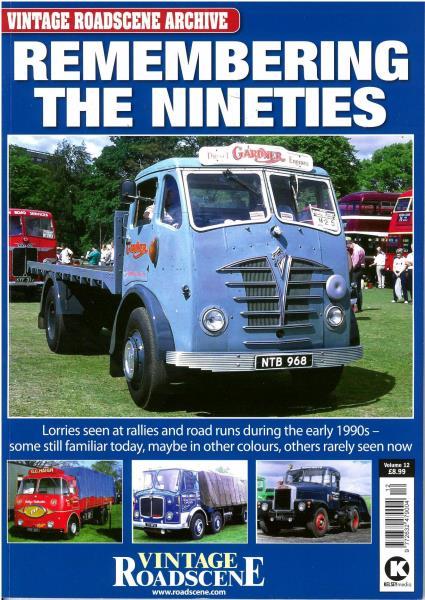Vintage Roadscene Archive magazine