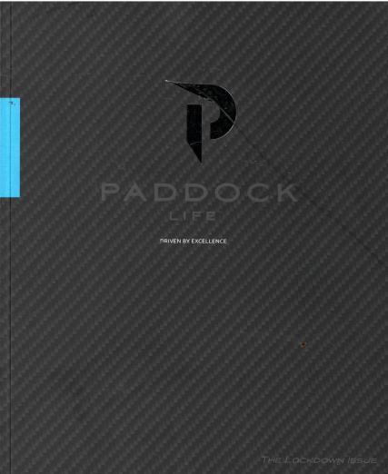 Paddock Life magazine
