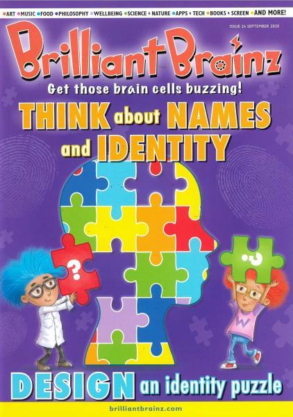 Brilliant Brainz Issue 24 magazine
