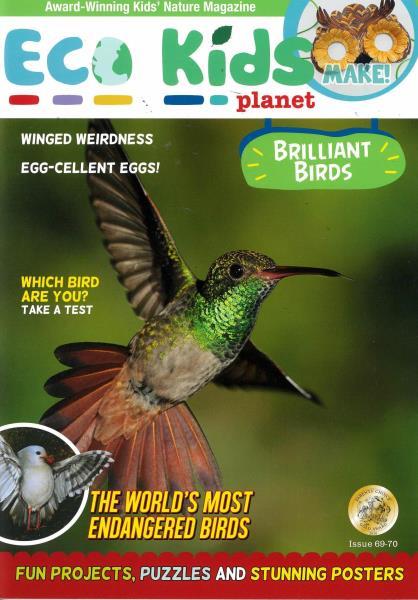 Eco Kids Planet Issue 69 magazine