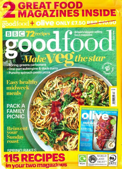 Complete Food Series magazine
